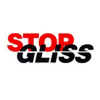 """LOGO_Sonderproduktionen mit """"Stop Gliss""""Haftauftrag"""