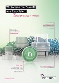LOGO_Verschlusslösungen aus Recyclaten gefertigt
