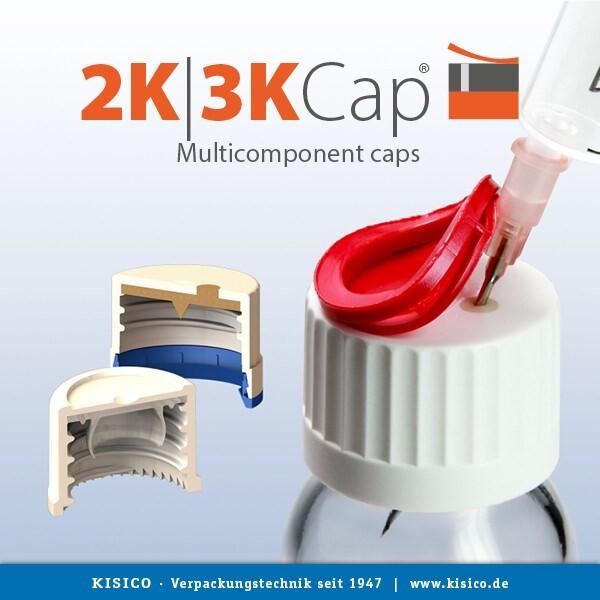 LOGO_2K|3KCap Multicomponent Caps