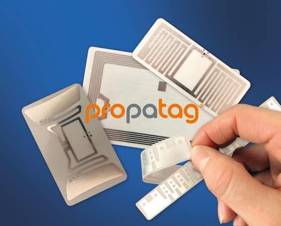 LOGO_PROPATAG RFID / NFC Etikette