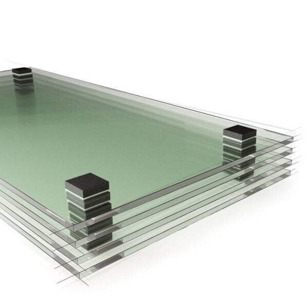 LOGO_NOMAPACK® GLASS PAD - Self-adhesive spacing pads