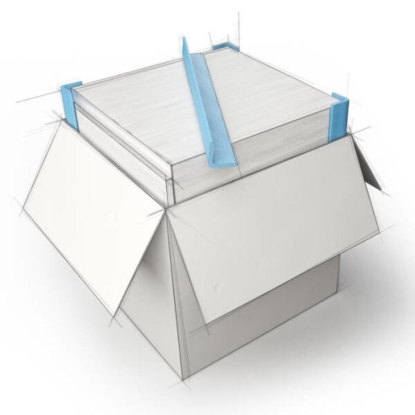 LOGO_NOMAPACK® L - The reliable protection for corners and edges
