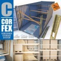 LOGO_CORFEX - Containerstausystem