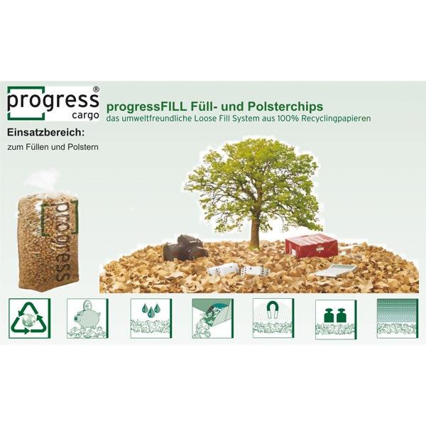LOGO_progressFILL® Füll- und Polsterchips