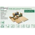 "LOGO_progressPACK® Universal-Versandverpackung ""ECO"""