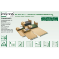 "LOGO_progressPACK® Universal Mail Packaging ""ECO"""