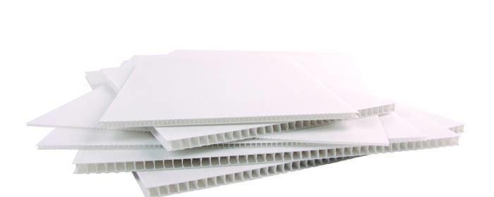 LOGO_Biplex®: Extruded corrugated polypropylene sheet (twinwall)