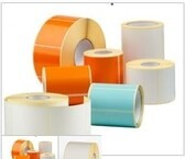 LOGO_Paper labels on a roll