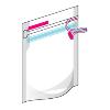 LOGO_Zipper / Wiederverschließbänder / Druckverschlüsse