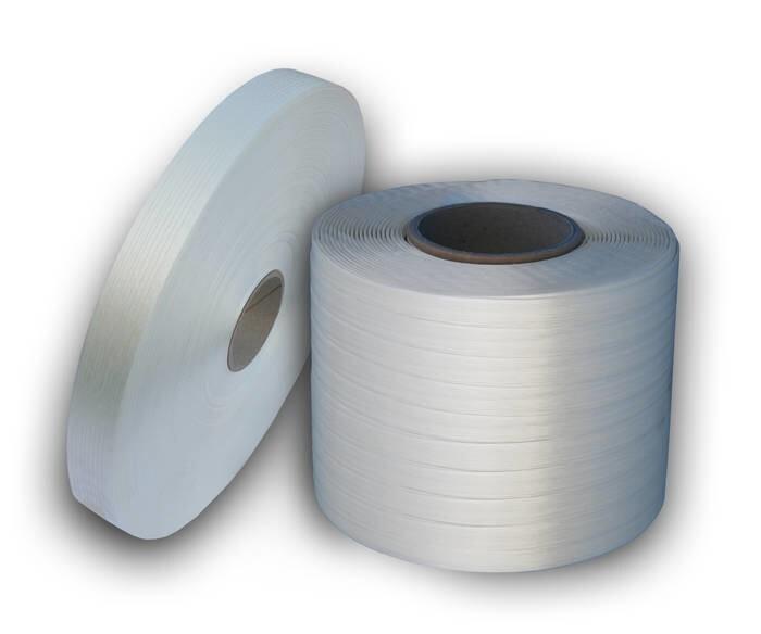 LOGO_Polyester Corded Hotmelt (textile) Straps