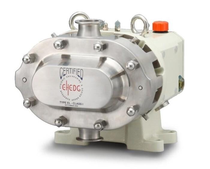 LOGO_EHEDG-zertifizierte Pumpe