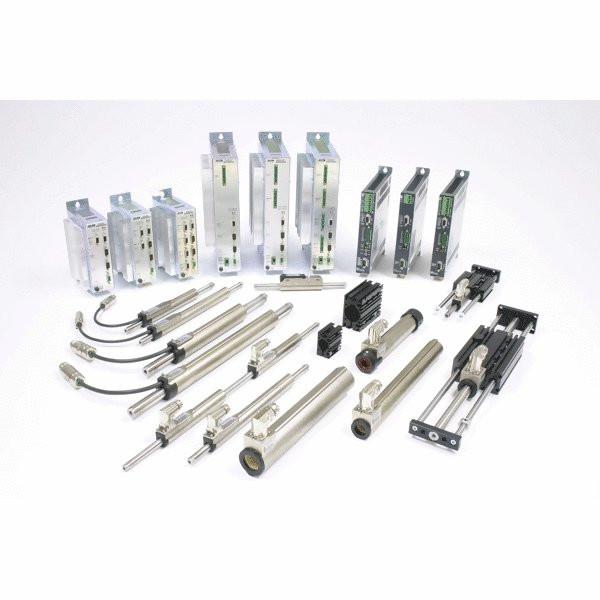 LOGO_Design Element: Industrial Linear Motors