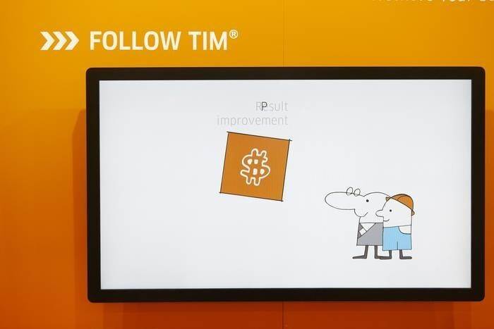 LOGO_Save time and costs with TIM®