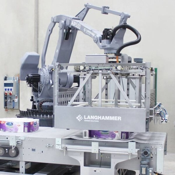 LOGO_Langhammer Articulated Arm Robot AR500 with TheWave