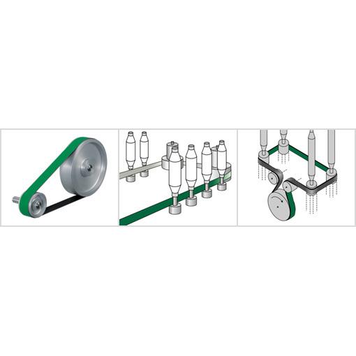 LOGO_Power transmission belts