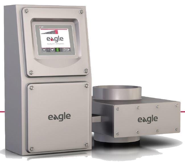 LOGO_Eagle V-Series Metal Detector
