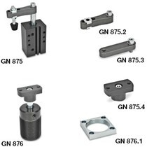 LOGO_Pneumatic Swing Clamps GN 875 and GN 876