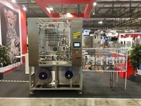 LOGO_Sleeveapplicator FINPAC A5 - Novelty at Exhibition