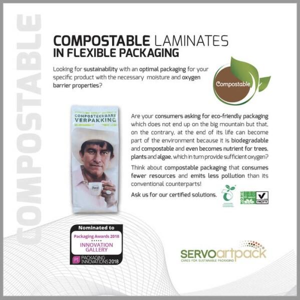 LOGO_COMPOSTABLE LAMINATES IN FLEXIBLE PACKAGING