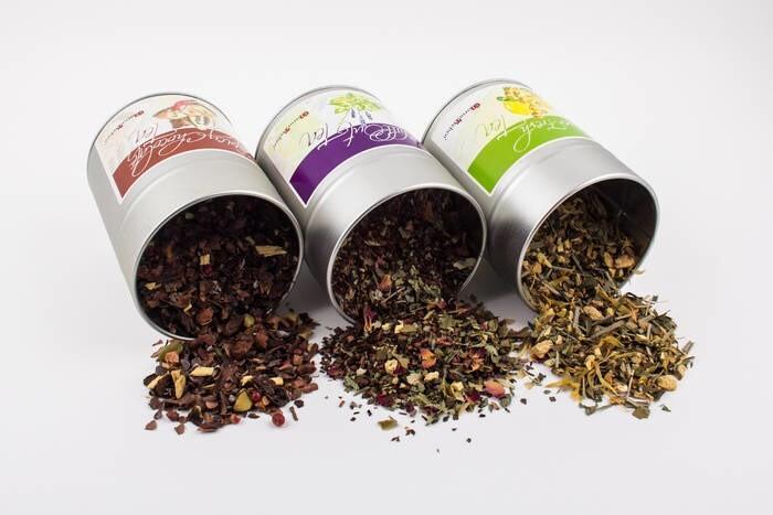 LOGO_Tea tins