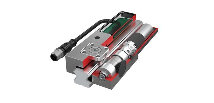 LOGO_The LKE series – fast electric clamping elements for profile rail guides