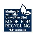 """LOGO_""""Made for Recycling"""" - Bewertungsmethode zur umweltgerechten Verpackungsoptimierung"""