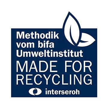 "LOGO_""Made for Recycling"" - assessment method for eco-friendly packaging optimization"