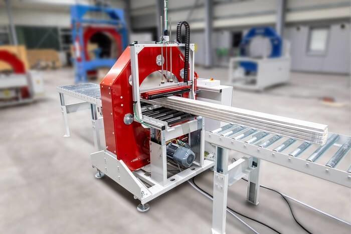 LOGO_CL 020 Horizontal wrapping machine