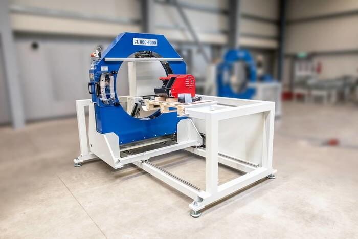 LOGO_CL 060 Horizontal wrapping machine
