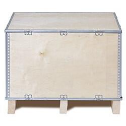 LOGO_ISIBOX 66 Single-use boxes