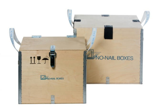 LOGO_EXBOX Single-use boxes
