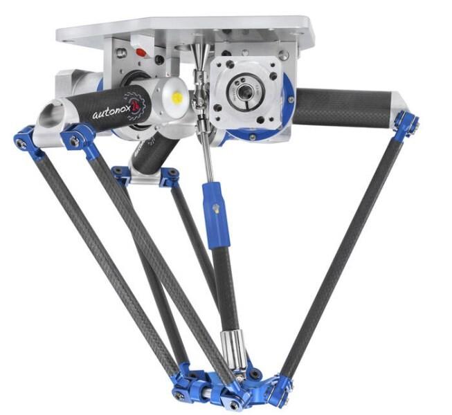 LOGO_Delta Robotermechanik RL4-400-0,5kg