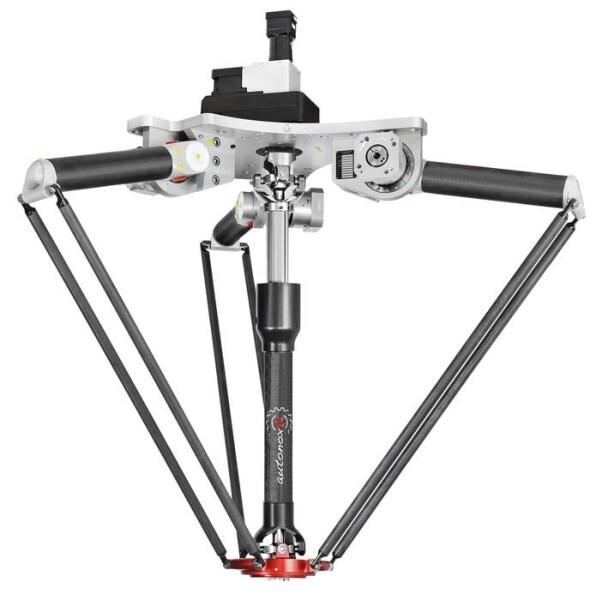 LOGO_Delta Robotermechanik RL4-T1-1400-20kg