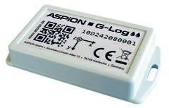 LOGO_ASPION G-Log Waterproof - kostengünstiger Datenlogger für offen transportierte Güter