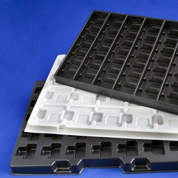LOGO_ESD Transport trays for electronics