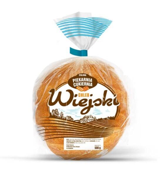 LOGO_Plastic bread bags