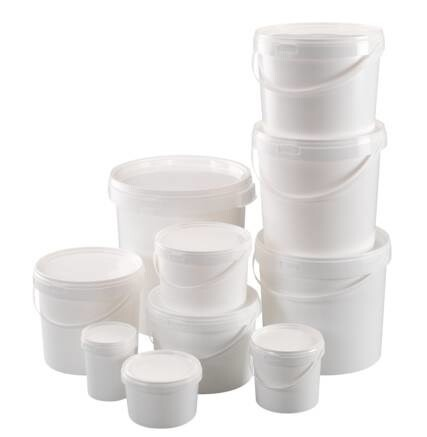 LOGO_Round packaging containers