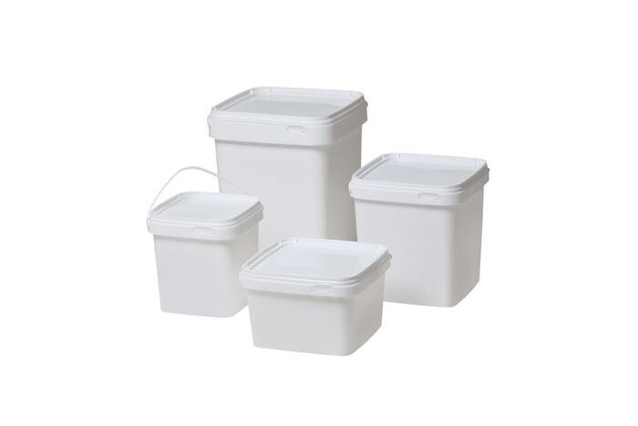LOGO_Square packaging containers