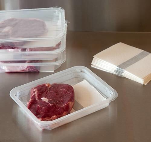 LOGO_Dri-Fresj absorbent pads for meat, seafood, fruit etc