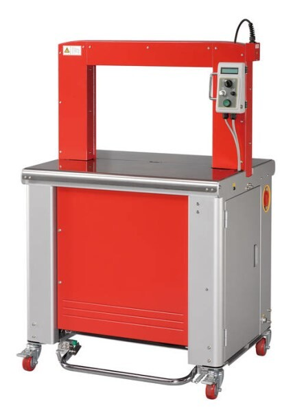 LOGO_Mercury TP-702 Automatic Strapping Machine