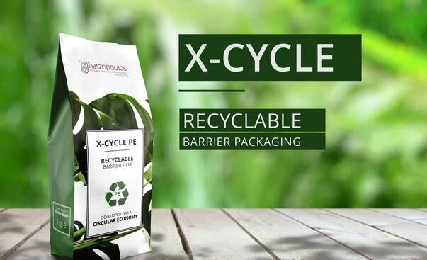 LOGO_X-CYCLE | Recyclable Packaging