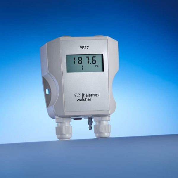 LOGO_Differential pressure transmitter PS 17