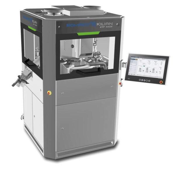 LOGO_Romaco Kilian KTP 590X single-sided rotary press