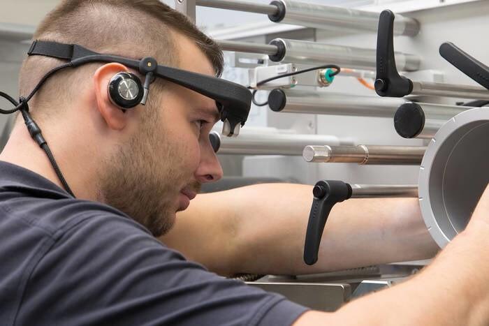 LOGO_Romaco Service: Datenbrillen für den besseren Durchblick