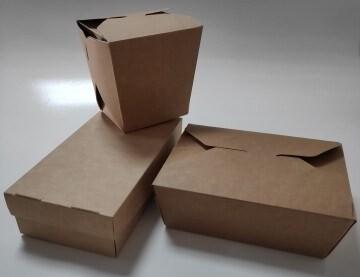 LOGO_Takeaway food boxes