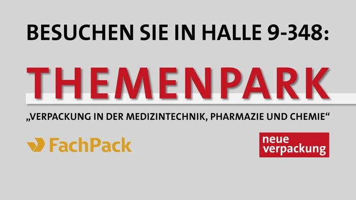 LOGO_Verpackung in der Medizintechnik, Pharmazie und Chemie