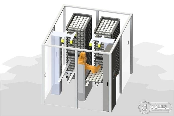 LOGO_AUTOMATED CELL FOR BAKERIES
