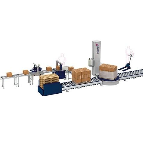 LOGO_Verpackungsmaschinen zum Füllen und Polstern, Verschließen und für die Ladungssicherung