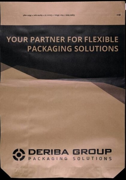 LOGO_DEBAPOST™ Basic paper mailing bags