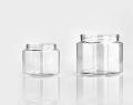 LOGO_Square PET Jars 250ml 70/400 and 500ml 89/400 neck finish